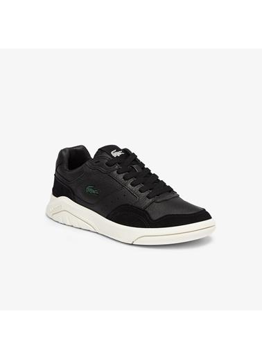 Lacoste Kadın Game Advance Sneakers 741SFA0065.454 Siyah